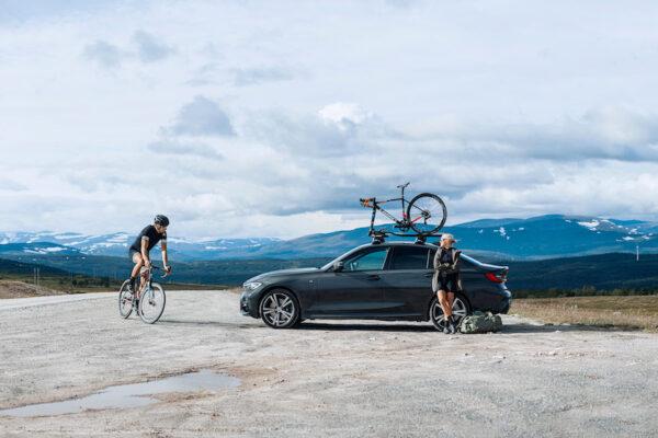 Thule TopRide jalgrattahoidja autole