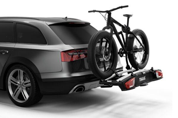 Thule VeloSpace jalgrattahoidja autole